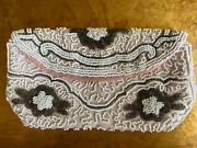 Beautiful Vintage Walborg Beaded Purse, Hand Made In West Germany