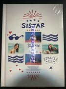 Sistar Special Album Sweet And Sour Cd Photobook New Sealed Rare Oop