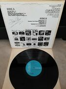 Signed Don Gibson – Just One Time Vinyl 12 Lp Rca Camden Acl 1-0758 1974 Import