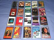 Christmas Cassette Tapes Lot 20 Frank Sinatra Perry Como Bing Crosby Johnny Cash
