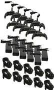 25x Symbol Motorola Mc70 Mc75 Mc75a Charger Charging Cable Power Cradle Charge