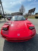 1991 Acura Nsx Red 1991 Acura Nsx Coupe Red Rwd Automatic Red Japan Import Right Hand Drive