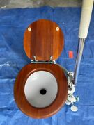 Wilcox Crittenden Imperial Type 51 Vintage Sailboat Toilet