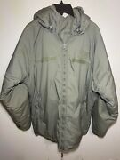 Us Army Gen Iii Level 7 Extreme Cold Weather Parka Small Regular