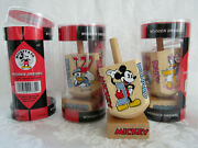 Mickey Mouse With Friends Disney Wooden Dreidel With Stand New