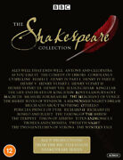 The Shakespeare Collection New Pal Classic 38-dvd Set Moshinsky Mirren Quayle