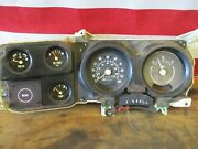 81 82 83 84 85 86 87 Chevy Gmc C10 Truck Instrument Cluster For Parts