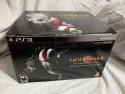 God Of War Iii -- Ultimate Edition Sony Ps 3, 2010 Brand New Factory Sealed