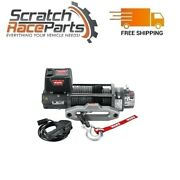 Warn For Chevy/dodge/ford/gmc/jeep 87800 8000 Lbs 12v Vehicle Recovery Winch