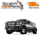 Warn For 2011-2016 Ford F-250 To F-550 Sd 85881 One Piece Design Hd Bumper