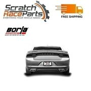 Borla 140637 Cat-back Exhaust Atak Fits 2015-2018 Charger R/t 5.7l W/o Mds