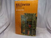 Department 56 Last Chance Hotel Halloween Village Building 4044880 New In Box