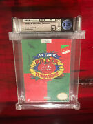 Attack Of The Killer Tomatoes Wata B+ 8.0 Nintendo Nes New Factory Sealed