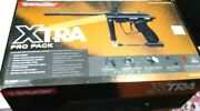 Spyder Xtra Pro Pack Paintball Gun Loader Goggles C02 Tank + Extra Parts Great