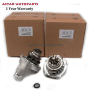 L And R Turbocharger Turbo Chargers Half Assembly Fit For Audi A6 4.0t 079145703e