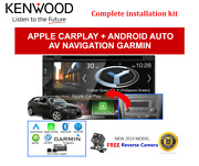 Kenwood Dnx5180s For Audi A3 2004-2013 8p Car Stereo Upgrade
