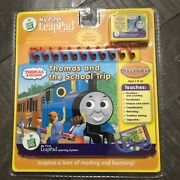 Leap Frog My First Leap Pad Thomas And The School Trip Book Cartridge Ar114 New