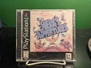 Herc's Adventures Sony Playstation 1,1997tested Read Description Free Shipping