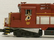 Mth Railkig Nfl Collectable Redskins Premier Gp-30 From 2007 New Never Run