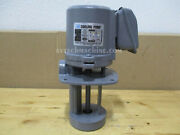 Yeong Chyung Coolant Pump Immersible Type 1 Ph 1/8hp 110/220v Yc-8110-1