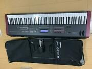 Yamaha Moxf8 Keyboard Synthesizer For Music Production Used 88 Key From J0186kn