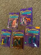 The Adventures Of Gumby And Friends Lot Of 5. Brand New In Box 1995 Trendmasters