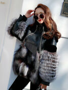 2021 New Leather And Wool All-in-one Jacket Female Sheep Sheared Lamb Hair Short