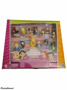 Disney Princess Comics Minis Comfy Squad Collection Pack 12 Dolls Collectable