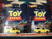 Cars Setreleased In Japan Hot Wheels Toy Story Pizza Planet Truck Real Rider