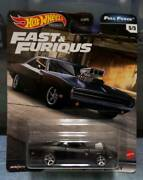 Hot Wheels Premium Wild Speed 1970 Dodge Charger Fast And Furious And03970