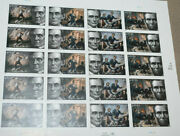 Us Postage Full Sheet Of 20 Stamps President A.lincoln Year 2010 42 Cent Stamp