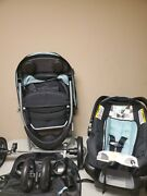 Baby Trend Ez Ride 35 Travel System, Doodle Dots Display Model