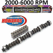 Howards 2000-6000 Small Block Ford 275/285 501/501 110anddeg Hyd. Cam And Lifters