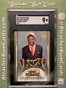 2007-08 Upper Deck Kevin Durant Electric Court Gold Star Rookies Rc - Sgc 9 Mint