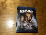Childand039s Play Blu Rayscream Factorycollectorand039s Edition80and039s Horror Classicnew