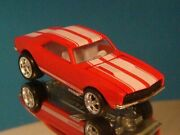 Hot Wheels 1967 67 Chevrolet Camaro Ss Real Rider 1/64 Scale Limited Edition O