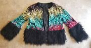 Maria Kanellis Official Worn Wwe Raw Reunion 2019 Jacket And Signed W/ Proof Rare