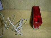 Old Car Tail Lights With Light Bulb Cycle Parts 70