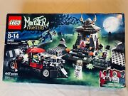 Lego 9465 Monster Fighters The Zombies Ages 8-14 447 Pieces New / Unopened