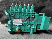 Used Genuine Byc Cummins 6cta 8.3l 230hp Injection Pump 5267708 Cpes6pb120d120rs