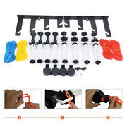 Photography 4-roller Wall Mounting Manual Background Support System 33x5.5x5.4cm