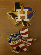 Houston Astros Navy Chief Petty Officer Challenge Coin Cpo