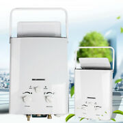 6l/min Portable Lpg Propane Gas Hot Water Heater Tankless Instant Boiler Outdoor