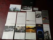 2012 12 Audi A8 Complete Car Owners Manual Books Navigation Guide Case All Model