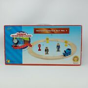 Thomas The Tank Engine And Friends Instant System Set No. 1 Used Missing 2 People