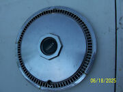 Lincoln Mark Continental Towncar Wheel Cover Used Oem Crack And Broken Grill Tabs