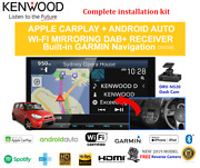 Kenwood Dnx9190dabs For Kia Soul 2009-2011 Am Car Stereo Upgrade