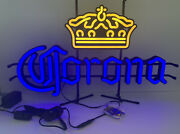 Corona Extra Beer Led Neon Sign Light Bar Pub Gift With Dimmer New