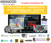 Kenwood Dnx9190dabs For Hyundai Elantra 2011-2013 Md-md2 Stereo Upgrade
