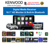 Kenwood Dmx9720xds Car Stereo Upgrade To Suit Toyota Camry 2006-2011